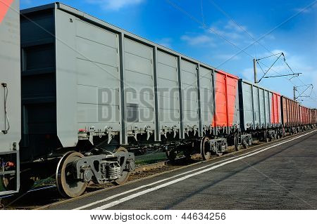 Train Wagons