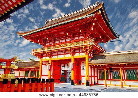 Fushimi Inari Taisha Shrine - Kyoto