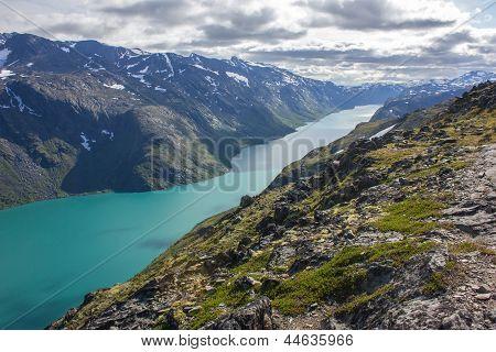 Besseggen, Norwegen