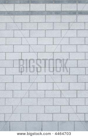 Gray Ciment Block Wall