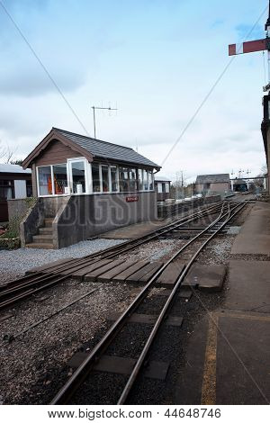 Ravenglass Train Station