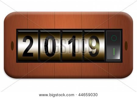 Electrical Outlet New Year 2019