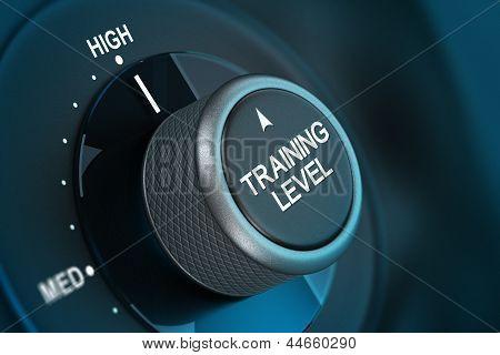 Training Level Concept, Coaching