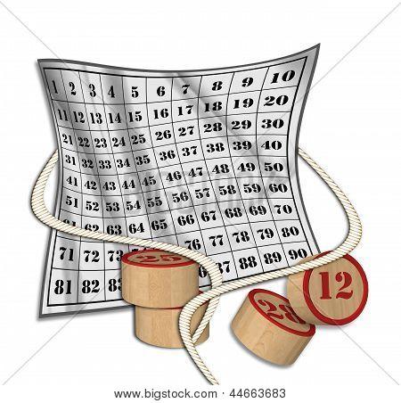 Neapolitan Bingo Numbers