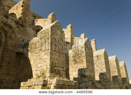 Old Town Wall, Famagusta, Cyprus