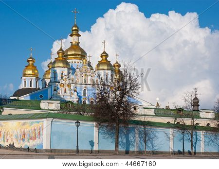 The Golden-domed Cathedral