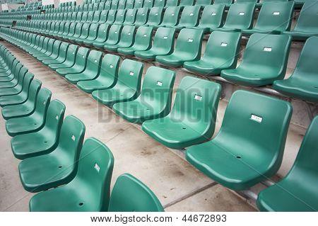 Chairs In Stadium