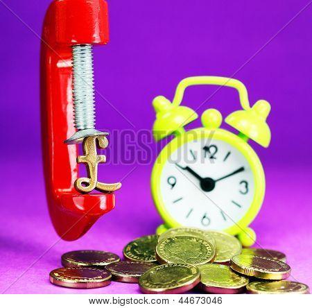 Pound Under Pressure