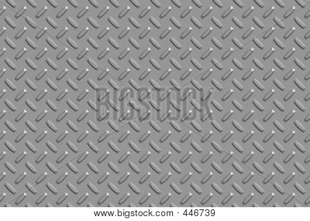 Diamond Steel Plates