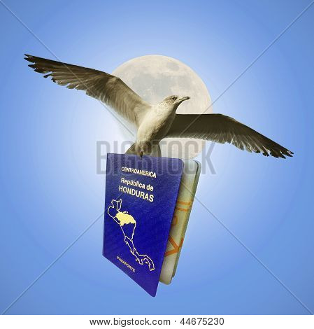 Flying With Honduran Passport