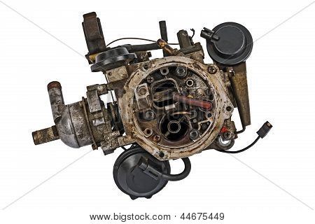 Worn Out Carburetor