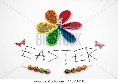 Easter Background/ Texture