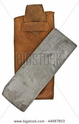 Vintage Sharpening Stone