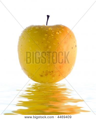 Big Yellow Apple