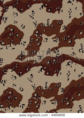 Usa Desert Camouflage