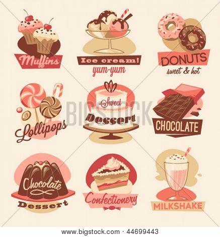 Emblemas de dulces