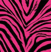 Постер, плакат: Агрессивный розовый фон
