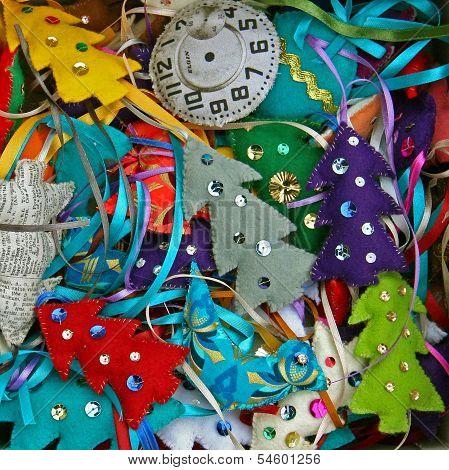 Hand Made Christmas Toys