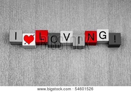 I Love Loving - Sign For Love, Relationships, Sex And Romance