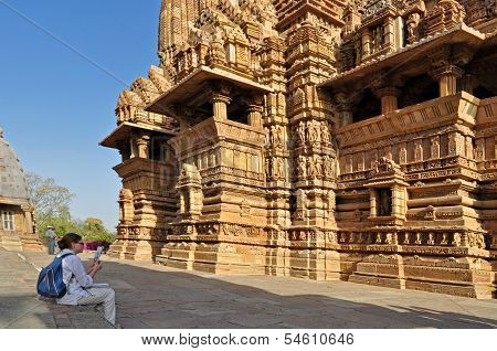 Lakshmana Temple, Khajuraho, India