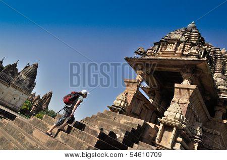 Vishvanatha Temple, Khajuraho, India