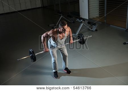 Bent Over Row Workout For Back