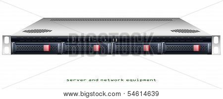 Server rackmount chassis