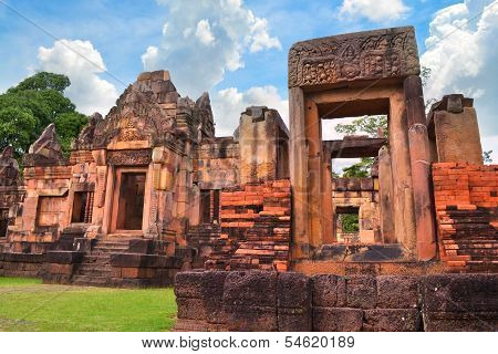 Castle Rock Phanom Rung