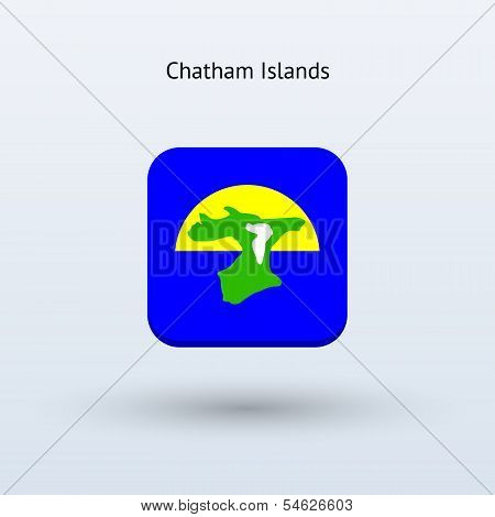 Chatham Islands flag icon