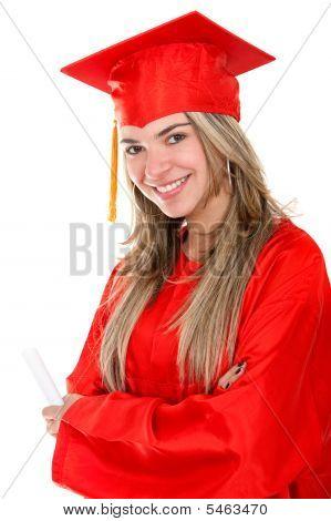 Red Graduation