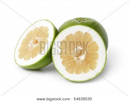 Ripe Green Sweetie Citrus