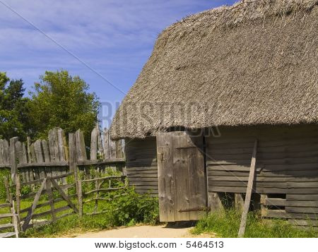 English Colonial Hut