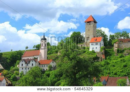 Rechtenstein, Bavaria, Germany