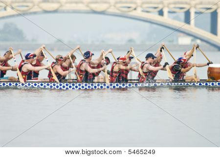 British Dragon Boat Race Team