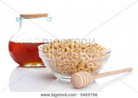 Honey And Cheerios