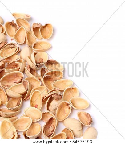 hull pistachios