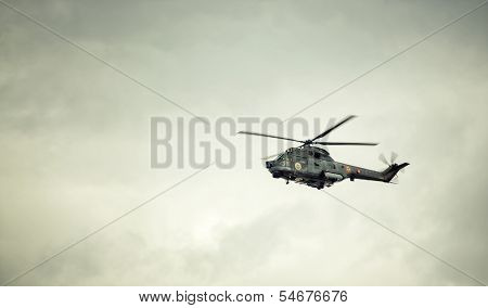 Romanian Navi Iar 330 Helicopter