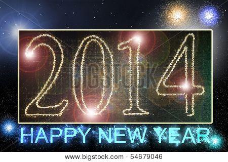 2014 Happy New Year