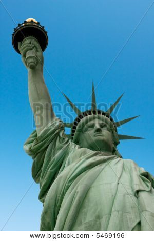 Statue Of Liberty Long Arm