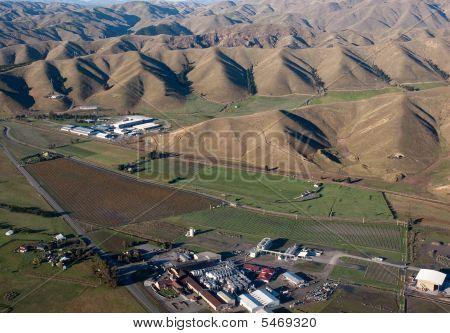 Winery In Marlborough, New Zealand