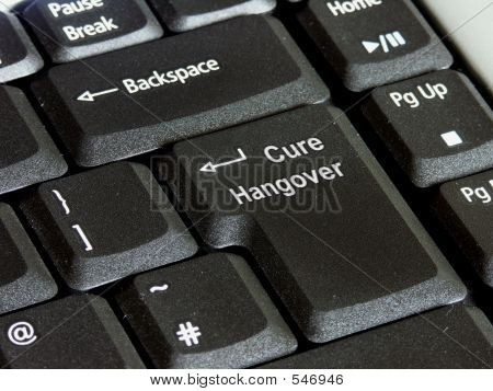 Cure Hangover Button