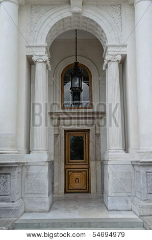 The Door To The Arch