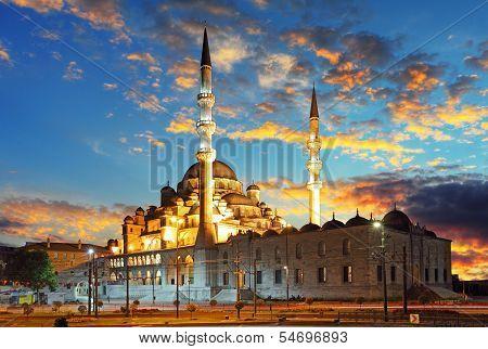 Istanbul Mosque - Turkey, Yeni Cami