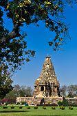 foto of khajuraho  - Chitragupta Temple  - JPG