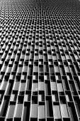 picture of prudential center  - Viwe of the exterior of an industrial office tower. ** Note: Shallow depth of field - JPG