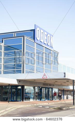 Odeon Multiplex Cinema, Basingstoke