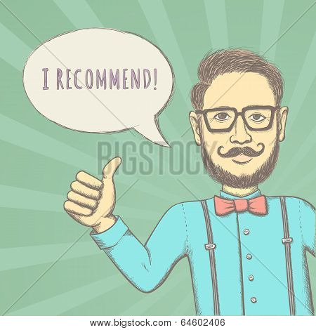 Hipster Recommend!