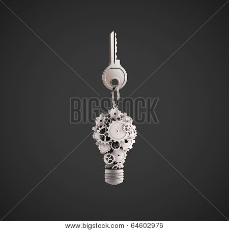 Key With Lamp