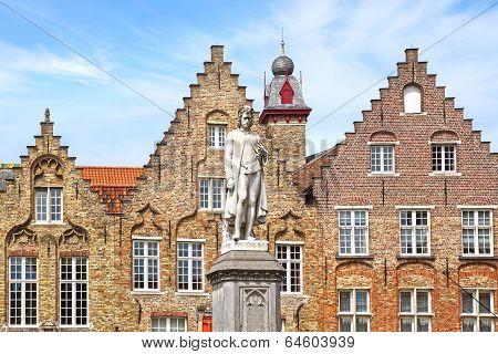 Historic Centre of Brugge, Belgium