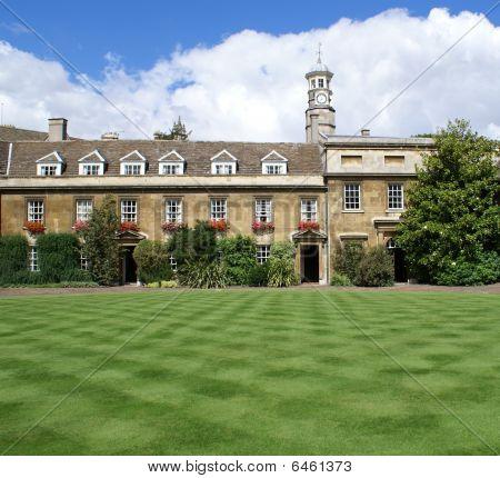Christ's College University of Cambridge